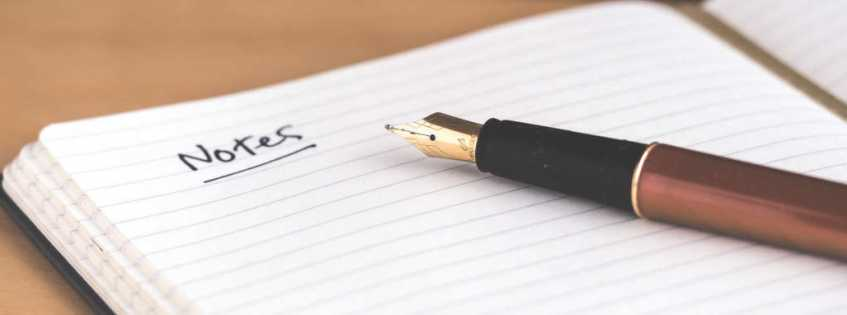 Meeting Minutes: Why they are still important and how to write excellent meeting summaries
